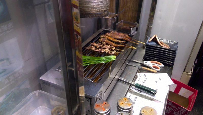 香港の焼き鳥
