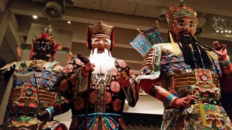 香港の神様