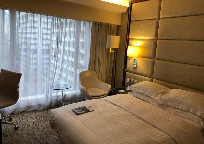 リーガルカオルーンホテル